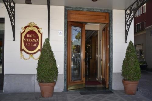 Hotel Milan Speranza Au Lac - фото 17