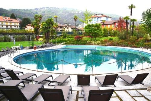 Hotel Milan Speranza Au Lac - фото 20