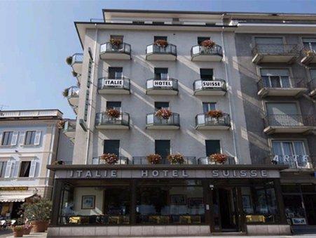Hotel Italie et Suisse - фото 20