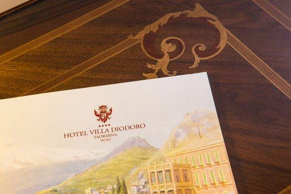 Hotel Villa Diodoro - фото 14
