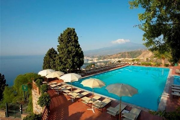 Hotel Villa Diodoro - фото 19