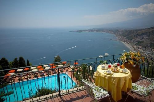 Hotel Villa Diodoro - фото 21