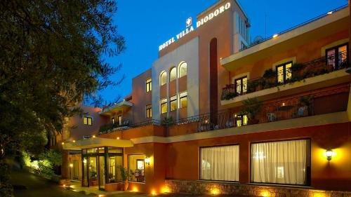Hotel Villa Diodoro - фото 23