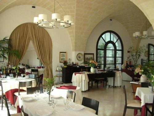 Hotel Saraceno Al Faro - фото 12