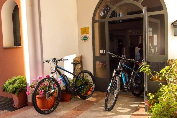 Pausania Inn - фото 13