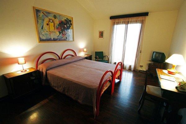 Гостиница «Vento tra gli Ulivi», Терни
