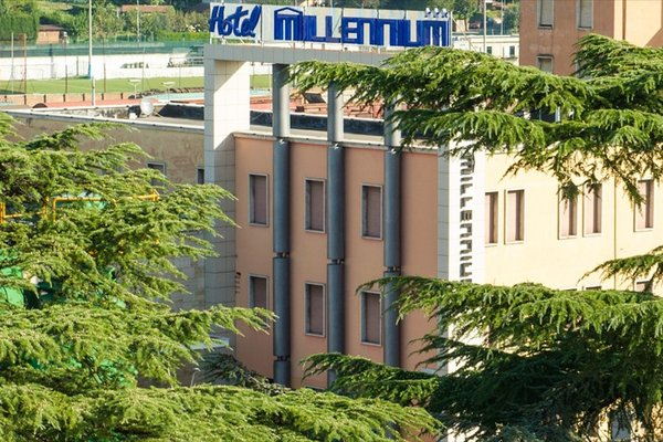 Hotel Millennium Palace - фото 16