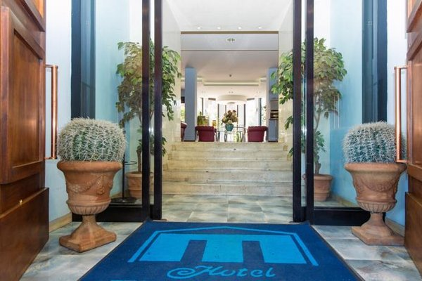 Hotel Michelangelo Palace - фото 15