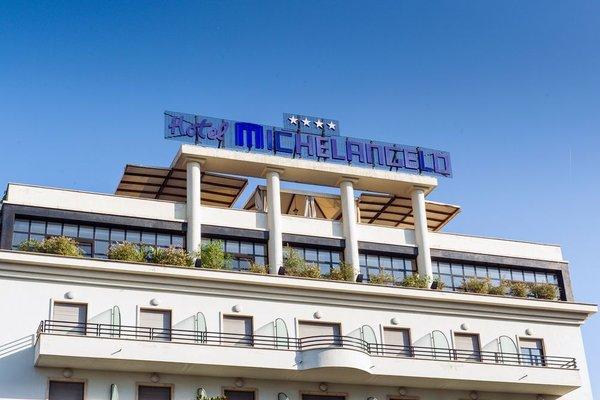 Hotel Michelangelo Palace - фото 22