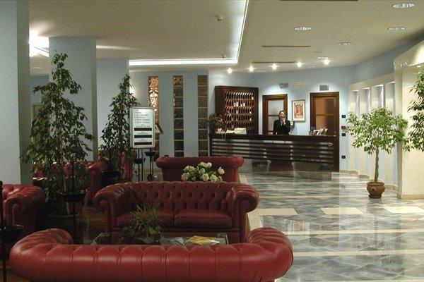 Hotel Michelangelo Palace - фото 7