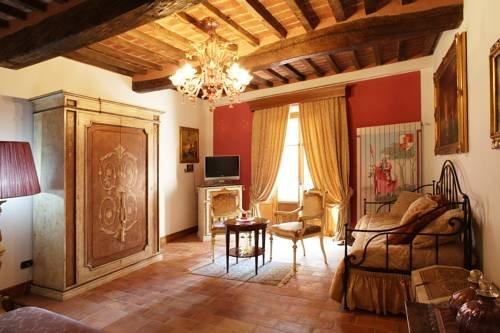 Мини-отель «Antica Dimora Le Contrade», Торрита-ди-Сьена