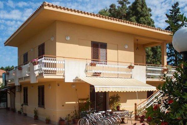 B&B Villa Maio Poseidon, Marausa