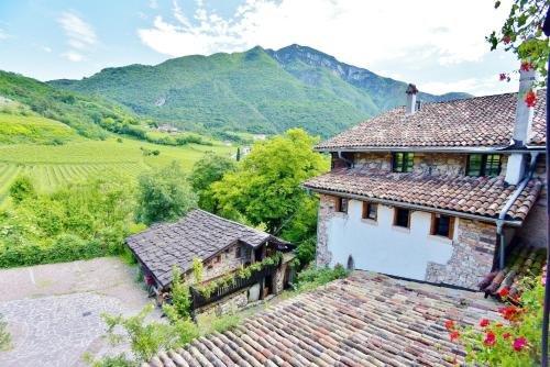 Villa Bertagnolli - Locanda Del Bel Sorriso - фото 22