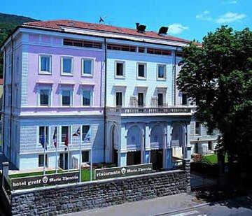 Greif Hotel Maria Theresia - фото 50