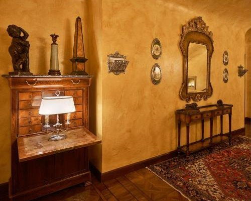 Grand Hotel Duchi d'Aosta - фото 18