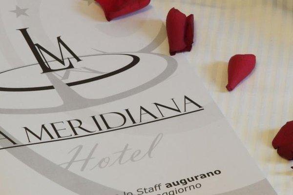 Hotel La Meridiana - фото 16