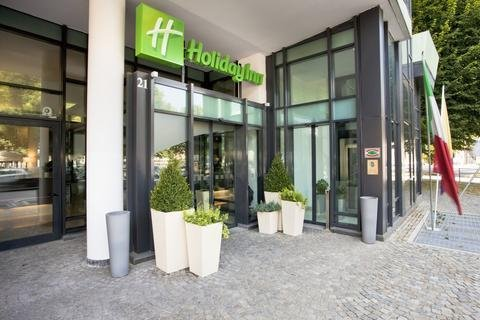 Holiday Inn Turin Corso Francia - фото 16