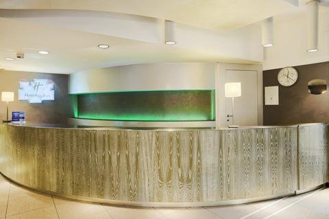 Holiday Inn Turin City Centre - фото 17
