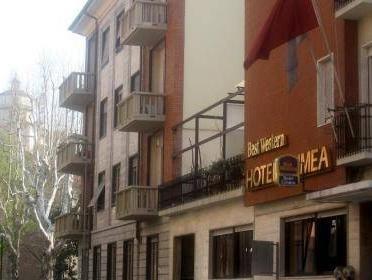 Best Western Hotel Crimea - фото 23