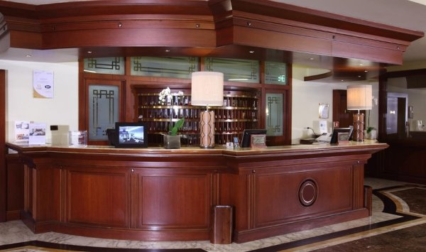 Starhotels Majestic - фото 12