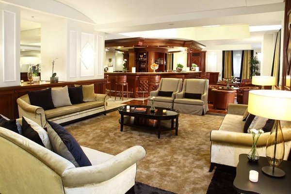 Starhotels Majestic - фото 7