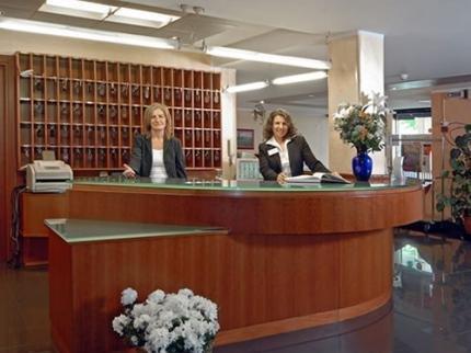 Residence Hotel Torino Uno - фото 16