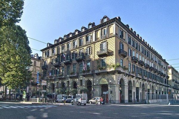 Best Western Hotel Genio - фото 23