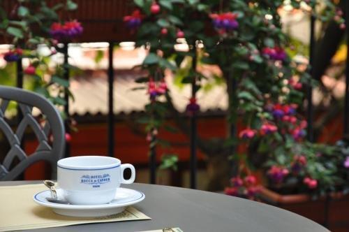 Hotel Roma e Rocca Cavour - фото 14