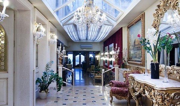 Hotel Belle Epoque - фото 12
