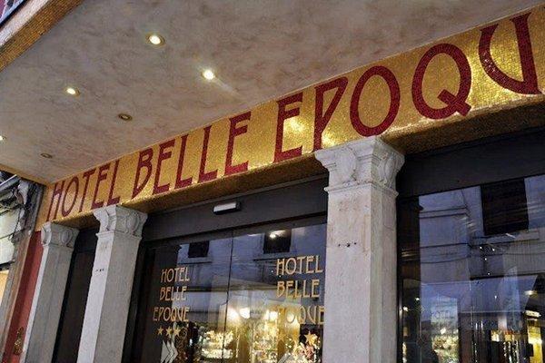 Hotel Belle Epoque - фото 18