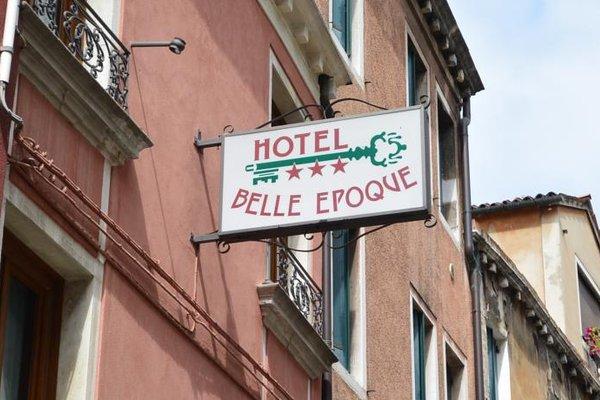 Hotel Belle Epoque - фото 22