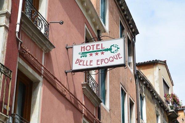 Hotel Belle Epoque - фото 23