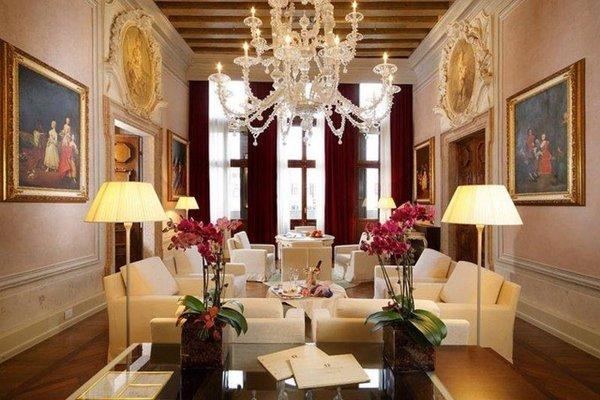 Hotel Palazzo Giovanelli e Gran Canal - фото 4