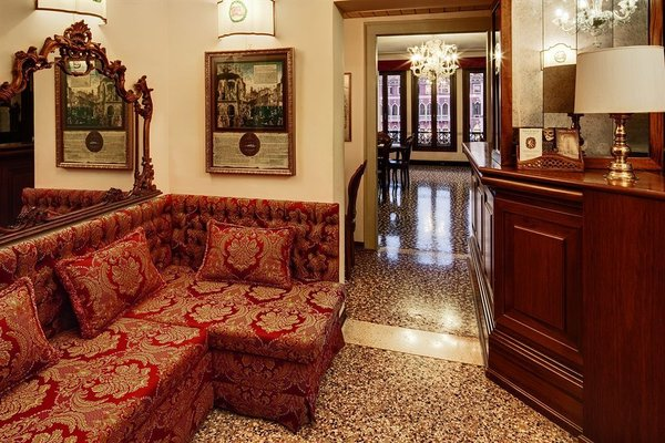 Antica Locanda Sturion Residenza d'Epoca - фото 5
