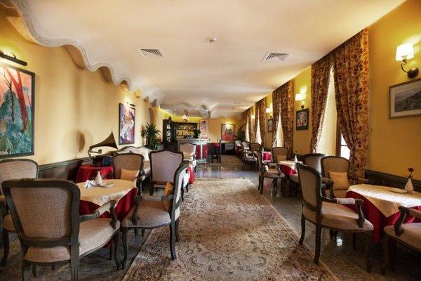 Grand Hotel Villa de France - фото 14