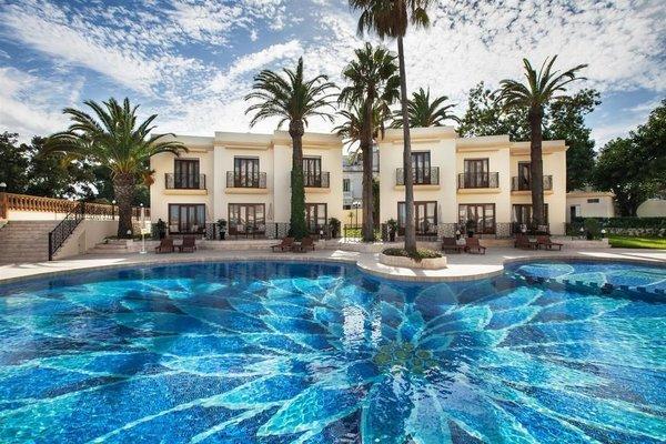 Grand Hotel Villa de France - фото 21