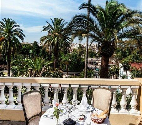 Grand Hotel Villa de France - фото 23