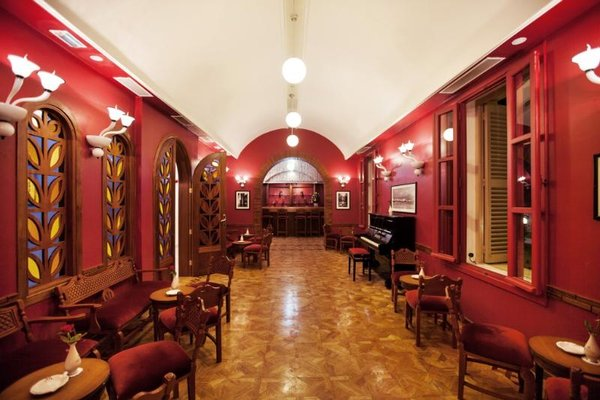 Grand Hotel Villa de France - фото 6