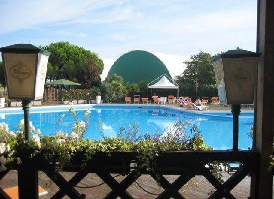 Гостиница «Residenze Ca Alberti - Ca del Borgo», Лидо