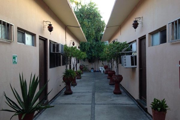 Hotel Quinta Lolita - фото 18