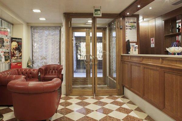 Hotel Commercio & Pellegrino - фото 17