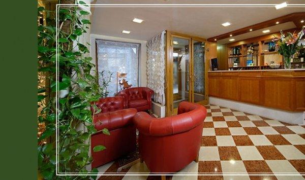 Hotel Commercio & Pellegrino - фото 18
