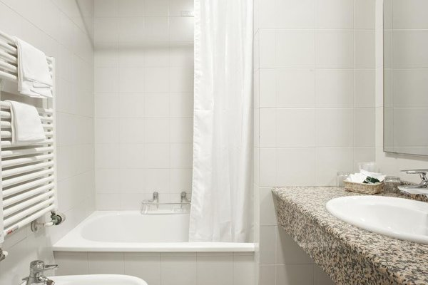 Hotel Commercio & Pellegrino - фото 9