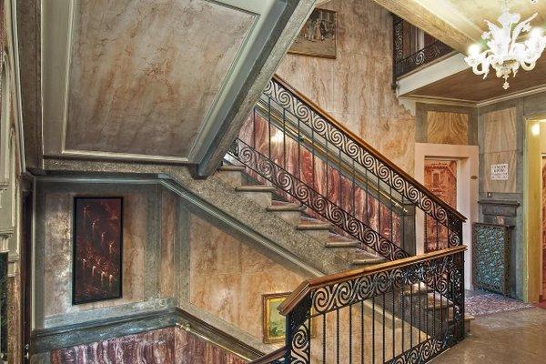 Hotel La Fenice et Des Artistes - фото 16