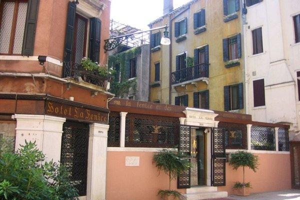 Hotel La Fenice et Des Artistes - фото 21