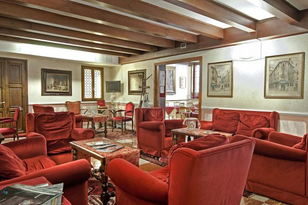 Hotel La Fenice et Des Artistes - фото 7