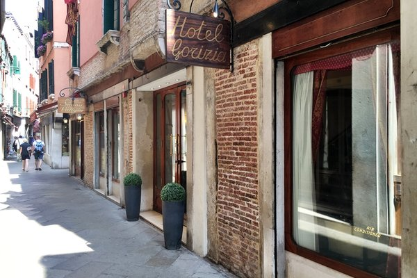 Hotel Gorizia a La Valigia - фото 21