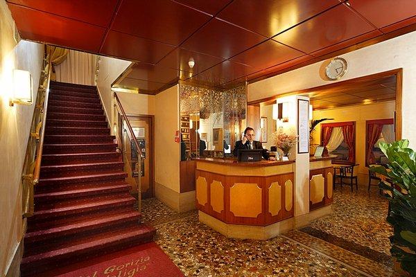 Hotel Gorizia a La Valigia - фото 15