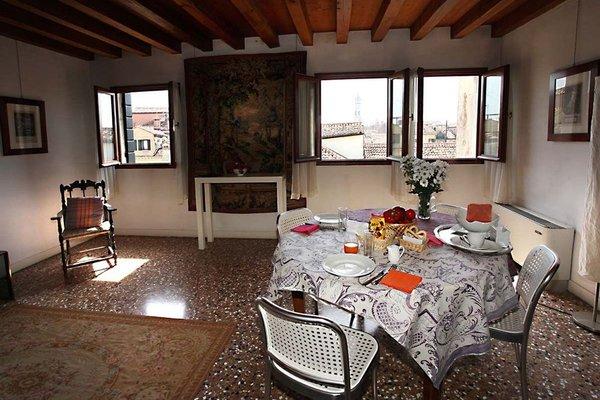Palazzo Contarini Della Porta Di Ferro - фото 4