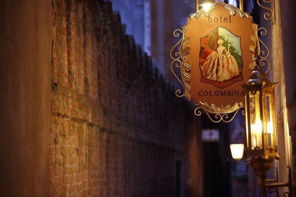 Hotel Colombina - фото 16